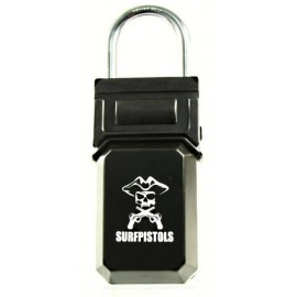 Padlock Box Antitheft Surfpistols Black Box