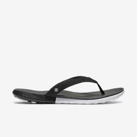 Hurley Phantom Flops Sandal Black Women Free