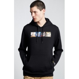 ELEMENT Horizontal Seasons Flint Black Men's Sweatshirt