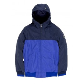 Kids Jacket ELEMENT Dulcey 2 Tones True Navy