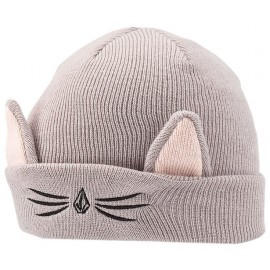 Volcom Junior Snowcat Beanie Purple Haze