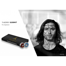 Roulements Pusher Pro Model Thierry Gormit