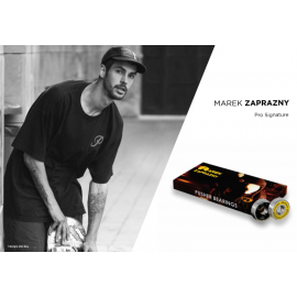 Pusher Pro Model Marek Zaprazny Bearings
