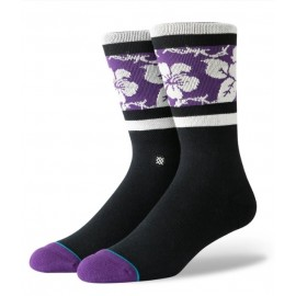 Chaussettes STANCE Barbed Aloha Black