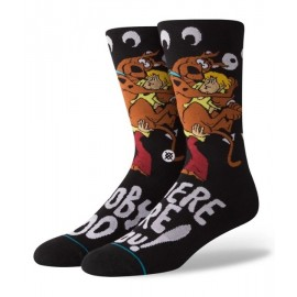STANCE Socks Where Are You Black