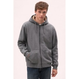 Sherpa Doublé Sweatshirt DICKIES Frenchburg Dark Heather