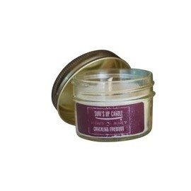 Candle Mason Jar Tahitian Vanilla 110 gr
