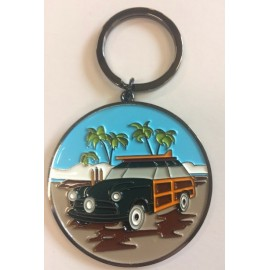 Pin Up Keyring