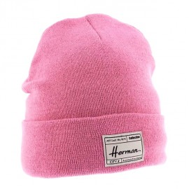 Child Hat HERMAN Edmond 045 Doublé Plush Rose