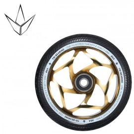 Blunt Tri Bearing Wheel 120mm X 30mm Black Gold