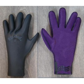 Gants Billabong 1.5mm Pro Series Liquid Dip
