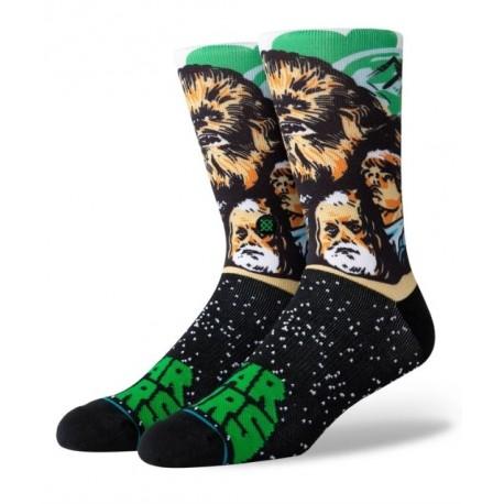 STANCE Chewbacca Green Socks