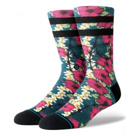 STANCE Barrier Reef Green Socks