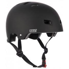 Bullet Deluxe Helmet Junior Matt Black