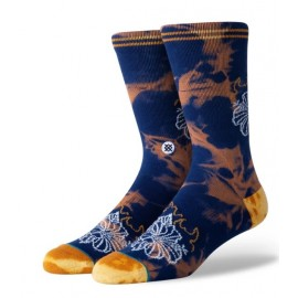 Chaussettes STANCE Flora Flame Navy