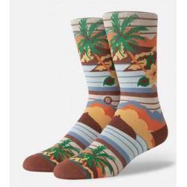 STANCE Kekaha Brown Socks