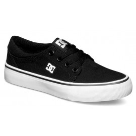 Chaussures DC Junior Trase TX Black White