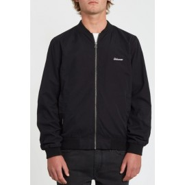 VOLCOM Burnward Black Men's Jacket