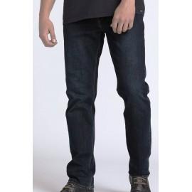 Volcom Denim Pants Men Solver Vintage Blue
