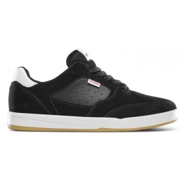 Etnies Veer Black Red White Shoes