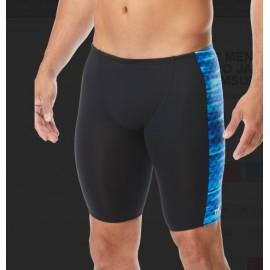 TYR Hero Jammer Castaway Blue Men's Swimsuit