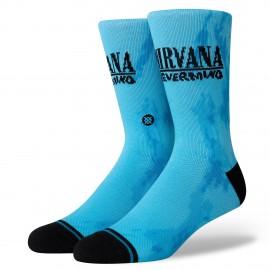 Chaussettes STANCE Nirvana Nevermind Blue