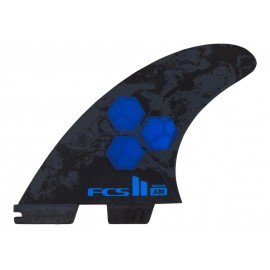 FCSII Al Merrick PC Medium Cobalt Tri Fins