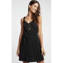 Billabong Going Steady Black Dress