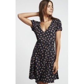 Billabong Skate Day Dress Black