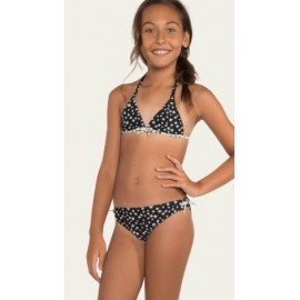 Maillot de Bain Junior 2 pièces PROTEST Gwenna Triangle True Black