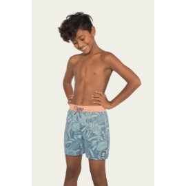 Boardshort Junior PROTEST Turner Ground Blue
