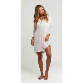 Robe Rhythm Ava Overswim White