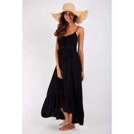 BANANA MOON Shelby Nausicaa Dress Black