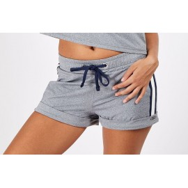BANANA MOON Maga Sprint Shorts Gray