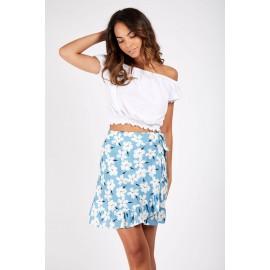 BANANA MOON Liffi Isalisvoi Blue Skirt