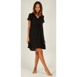 BANANA MOON Amy Nausicaa Dress Black