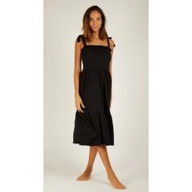 BANANA MOON Lou Peachy Dress Black