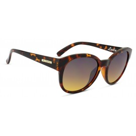 Mundaka Leela Brown Tortoise Polarized Sunglasse
