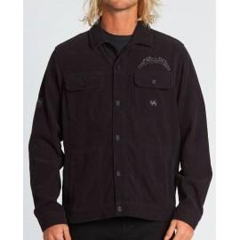 Billabong Metallica Black Album Stealth Jacket