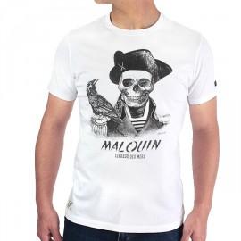STERED Malouin White Tee Shirt
