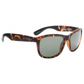 Mundaka Dude Polarized Tortoise Matte Black Sunglasse