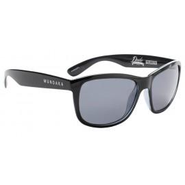 Mundaka Dude Polarized Matte Black Matte Black Sunglasse