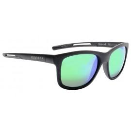 Mundaka Chinook Matte Black Polarized Sunglasse