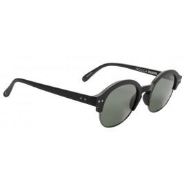 Mundaka Rocca Matte Black Polarized Sunglasse