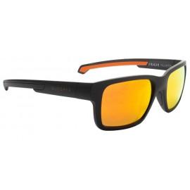 Mundaka Drakar Black Matte Polarized Sunglasse