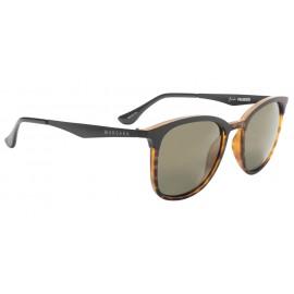 Mundaka Bianka Black Matte Polarized Sunglasse