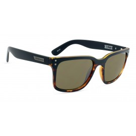 Mundaka Beltz Matte Brown Tortoise Black Polarized Sunglasse