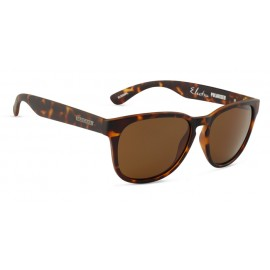 Mundaka Electra Polarized Matte Tortoise Brown Sunglasse