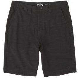 Billabong Crossfire Slub Black Shorts