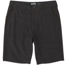 Short Billabong Crossfire Slub Black